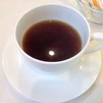 ジャルダンヴェール - コーヒー