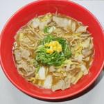 鮎味亭 - 季節限定   赤まる(みそ味) 750円