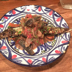 ラパッション - 秋刀魚のコンフィ