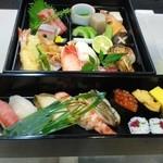 すし屋の中川 - 仕出し 寿司