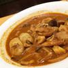アンブロジア - 料理写真:牡蠣きのこカレー(2辛)