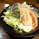 レードル - サラダ!(・ω・)