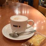 ドトールコーヒーショップ - スイートチョコのクッキーサンド