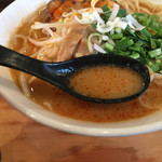 44557524 - らーめんのスープ