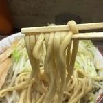 44558139 - 麺アップ
