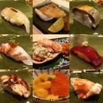 鮨ふみ - ☆香箱蟹&海水ウニ&イクラetc...きんき塩焼き(●^o^●)☆