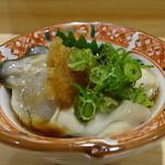 鮨ふみ - ☆的矢牡蠣(#^.^#)☆