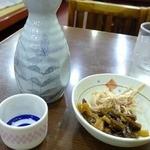 中華料理 おがわ - 日本酒はサービスの大徳利