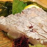 力鮨 - タチウオ刺身