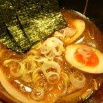 旬助 - 全部増しつけ麺