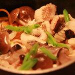 5 - ハモの炊き込みご飯