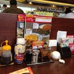 CoCo壱番屋 - H.27.11.17.昼 調味料類など