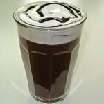 カフェバーバー 床茶 - ドリンク写真:アイスカフェショコラ 540円