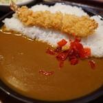 かつれつ亭 - 海老カレー