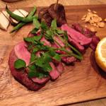 butcher bar 十八 - 厚切り牛タン