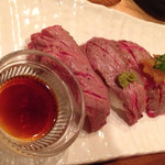 butcher bar 十八 - お肉のお寿司