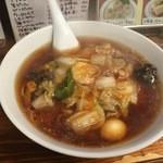 中国ラーメン楊 - 広東楊麺 850円