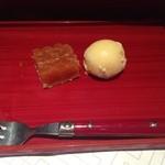 季節料理 汐彩 - デザート