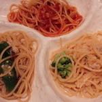 44574763 - 三食パスタランチ