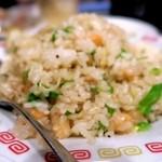 食べ笑い - 海鮮チャーハン¥550 こりゃ~安くてマジ旨い