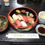 丸長寿司 - 特上握り寿司