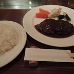 44576891 - 神戸牛ハンバーグ