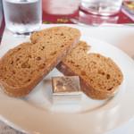 チャイカ - ライ麦パン