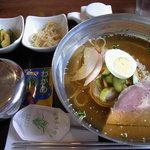 くんむる食堂 サンギュ - 冷麺~(ごはんと小鉢もついてま)