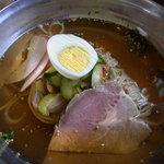 くんむる食堂 サンギュ - 冷麺UP