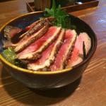 まっちゃん - 合鴨ロース丼