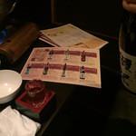 北新地・隠れ家個室居酒屋 匠 - 獺祭