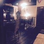 美ら風南風 櫻家 - 二階テーブル席