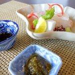 日本料理 あおい - 料理写真:お造り