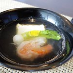 日本料理 あおい - 椀物
