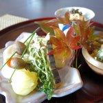 日本料理 あおい - 八寸
