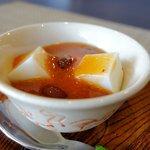 日本料理 あおい - 水菓子