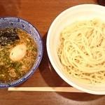 麺や亮 - つけ麺(大盛)+味玉…750円+100円=税込850円