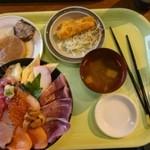 44585207 - ビックリ海鮮丼