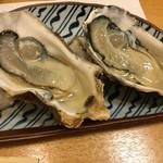 鮨 さるたひこ - 生牡蠣