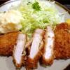 とんかつ もりき - 料理写真:カツ定食800円