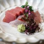 AKOMEYA厨房 - ブリ 鯛 サワラ