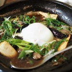 AKOMEYA厨房 - 黒毛和牛のすき焼き風