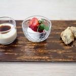 AKOMEYA厨房 - デザート