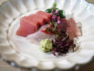 AKOMEYA厨房 銀座本店 - ブリ 鯛 サワラ