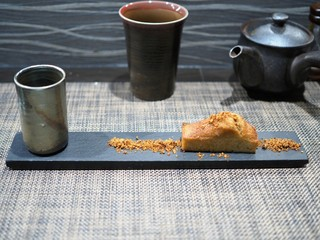 Calme Elan 神楽坂 - 小さな焼き菓子と加賀棒茶