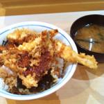 44588061 - 天丼600円 (2015-11-18)