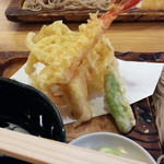尾張屋 - 天ぷら