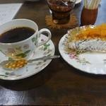 画廊喫茶 梟 - 料理写真: