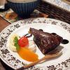 ハチミツボタン - 料理写真:ブラウニー