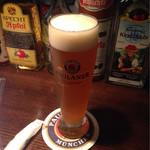 44590374 - ドイツビール                       【パウラーナーヘーフェヴァイスビア】
